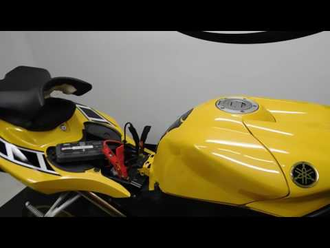 2006 Yamaha YZF-R1 LE Limited Edition Yellow - used motorcycle for sale - Eden Prairie, MN