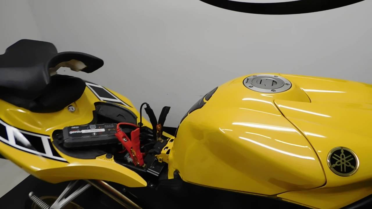 2006 Yamaha Yzf R1 Le Limited Edition Yellow Used Motorcycle For Sale Eden Prairie Mn