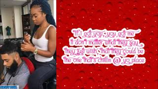 Ann Marie Ft. Vedo Loyalty Lyrics.mp3
