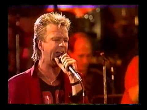 Badrock - Borgholm 1987 - (Roxette first live appearance)