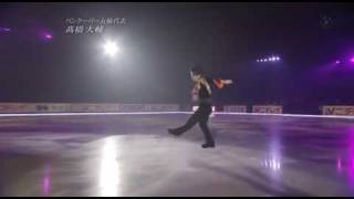 Repeat youtube video Daisuke Takahashi in Medalist on Ice 2009 with Luv Letter