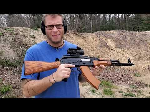 AK47 Magazine Bakelite Style at Atlantic Firearms