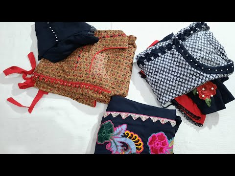 Beautiful & Stylish dress designing ideas | ghar pr stitch kiay designer dresses