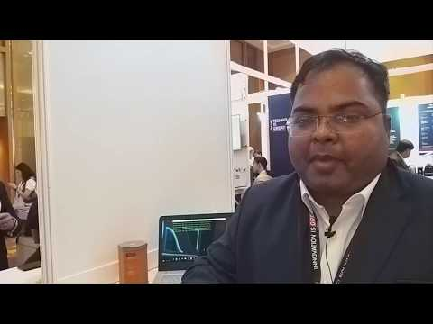 ConnecTechAsia 2019 | UK Pavilion | Sriranjan Raskatla, Impressive Applications