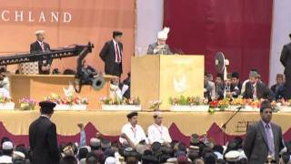 Jalsa Salana Germany 2011: Concluding Address (Urdu)