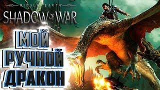МОЙ РУЧНОЙ ДРАКОН - СРЕДИЗЕМЬЕ Тени Войны - Shadow of War - Прохождение #4