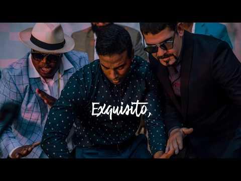 Pegaíto al Piso (feat. Orishas) - La Tribu de Abrante [Video Lyric]