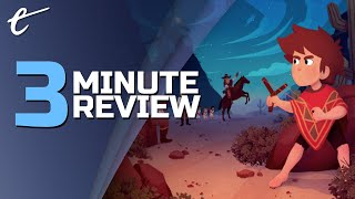 El Hijo - A Wild West Tale | Review in 3 Minutes (Video Game Video Review)