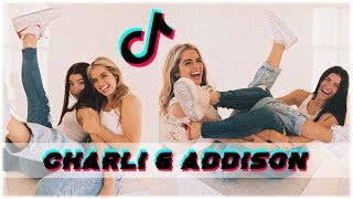 All Charli D'amelio & Addison Rae's Tiktoks Together