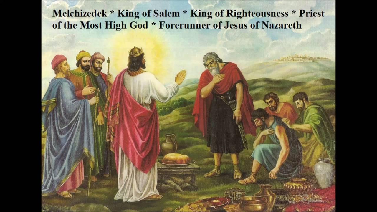Image result for king melchizedek