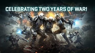 Thank You For A Great Year [Official PlanetSide 2 Video]