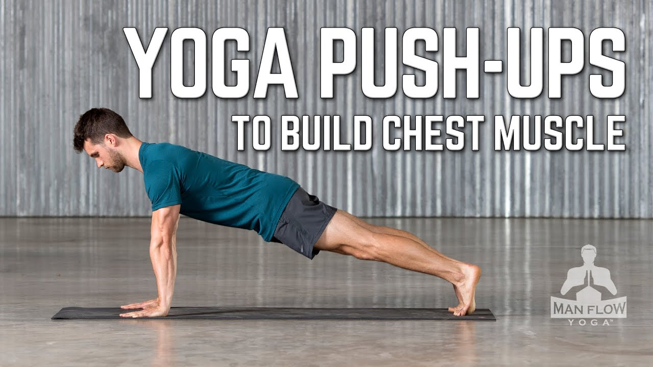 The 35 best yoga poses for men (with modifications)  #yogaformen