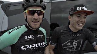 Sabiendo sufrir. Etapa 1 La Rioja Bike Race  con Aleix Espargaró e Ibon Zugasti