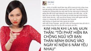 Kim Hiền bức xúc khi bị bới móc quá khứ với chồng cũ - Tin Tức Sao Việt
