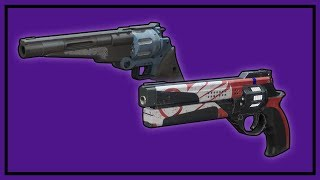 Destiny 2: better devils vs. old fashioned - best legendary kinetic hand cannon