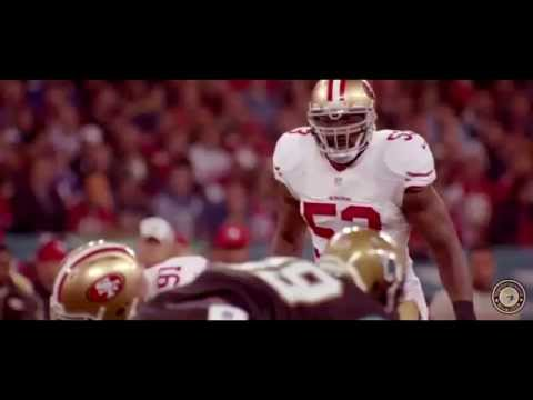 NaVorro Bowman Highlights // The Golden Nugget