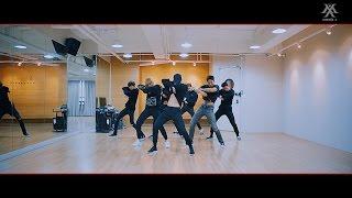 [Dance Practice] 몬스타엑스 (MONSTA X) - 히어로(HERO) Fix ver. thumbnail