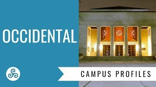 Occidental College - overview by American College Strategies after taking a campus tour