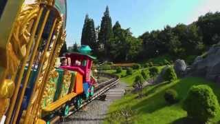 Casey Jr. - le Petit Train du Cirque (On-ride) - Disneyland Paris - 13 May 2012