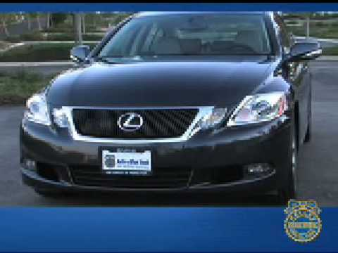 2007 Lexus GS Review - Kelley Blue Book
