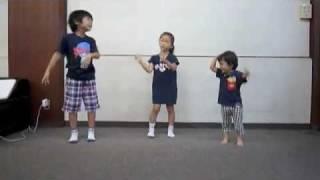 ダンス振り付け:MIKIKO 作詞・楽曲制作:kyoko koyama うた:蓑田 冴, ...