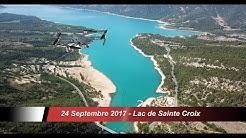 Lac de Sainte Croix DJI Mavic Pro 4K