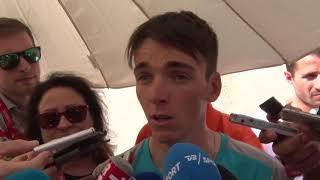 Romain Bardet - interview avant la course - Tour d'Espagne / Vuelta a España 2017