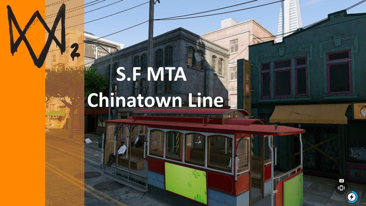 Chinatown On Line