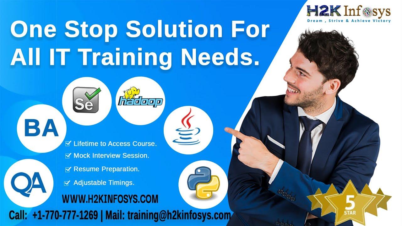 H2k Infosys Reviews On Python Training