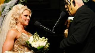 WWE NXT: The wedding of Aksana and Goldust, part two