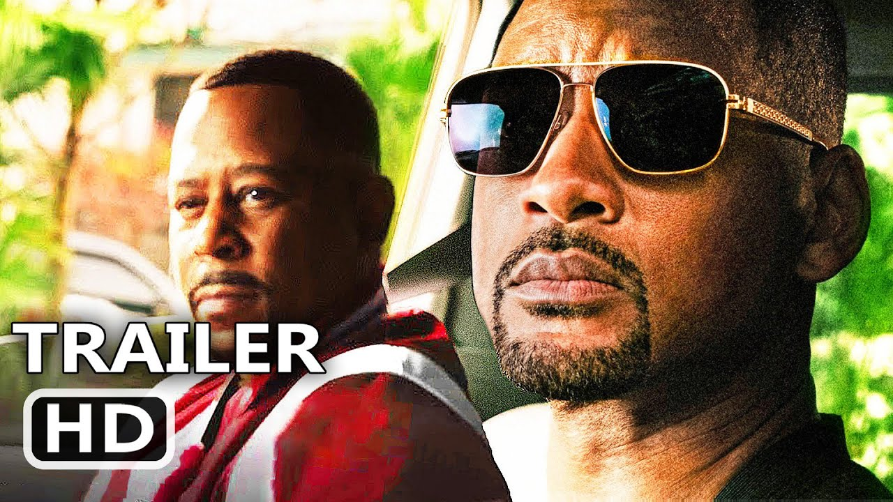 BAD BOYS 3 Official Trailer (2020) Will Smith, Martin Lawrence, Bad Boys For Life Movie HD
