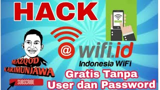 Video Wifi id Hack Android : Connect @wifi.id tanpa User dan Password terbaru 2018 download MP3, 3GP, MP4, WEBM, AVI, FLV Oktober 2018