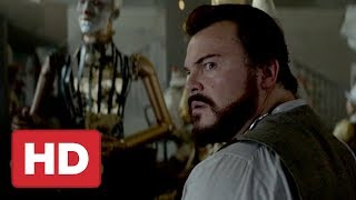 The House with a Clock in Its Walls Trailer #1 (2018) Jack Black, Cate Blanchett
