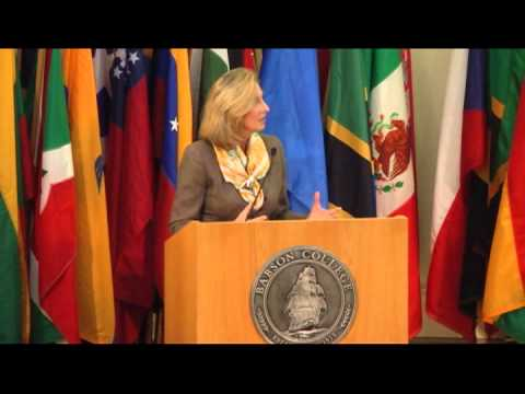 Babson168 Welcoming Remarks: Kerry Healey