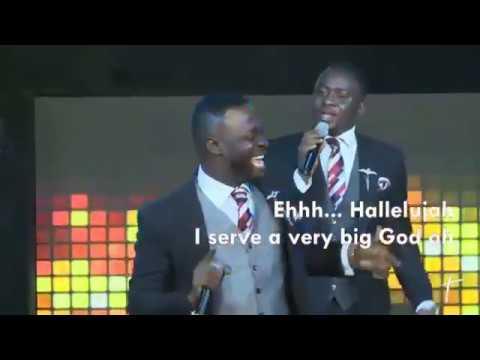 Ehhhh....Hallelujah, I serve a very big God oh! ( Praise) - Harvesters Lekki