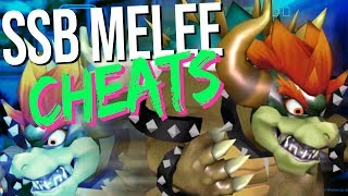 Super Smash Bros Melee, nur cheate ich super geheime Charaktere.