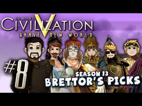 Civilization Brettor's Pick - #8 - Tom The Limp