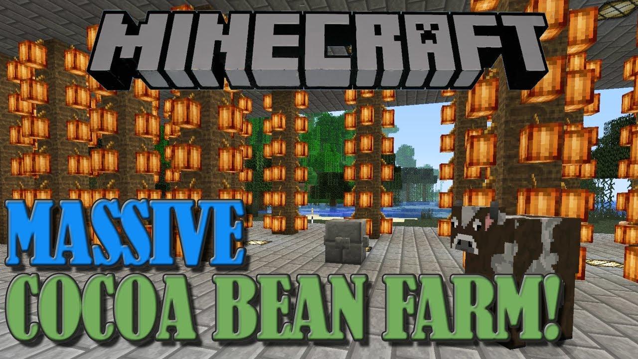 Tutorials/Cocoa bean farming – Official Minecraft Wiki