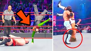 10 FUNNIEST Botches WWE Doesn't Want You To See!