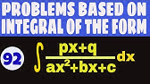 How to Evaluate Integration by Parts - YouTube Mathway Evaluate The Integral on evaluate indefinite integral with an e, evaluate the power, evaluate the limit,