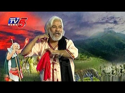 Gaddar Song On Srikakulam | Mee Paatanaivasthunna | 18th September 2016 | TV5 News