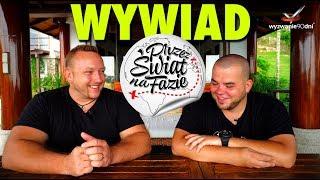 Baixar Wywiad z Dawidem Fazowskim z Przez Świat na Fazie