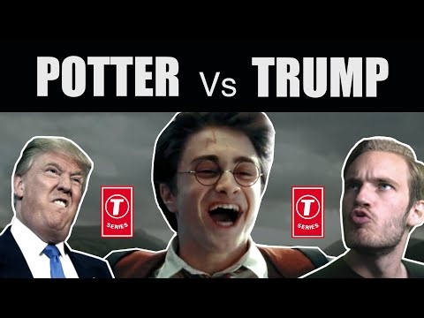 Harry Potter 3 Parody | Potter Vs Trump