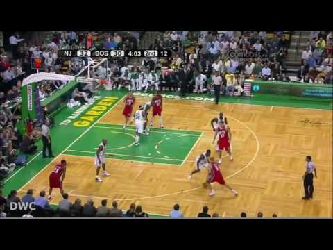 Tony Allen Defense On Jason Kidd November 14, 2007