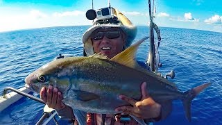 Back To The Blue - Offshore Run For Vertical Jigging Fun