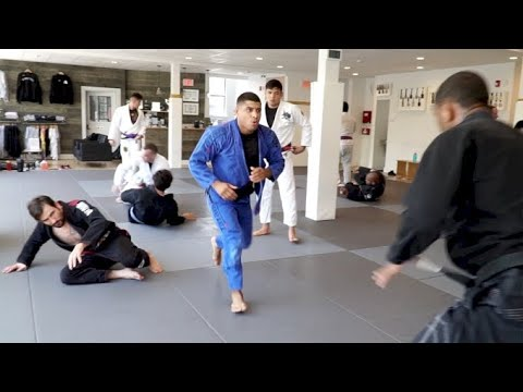 Inside Essential BJJ's 2019 IBJJF Worlds Training Camp With JT Torres, Liera Jr. And Dom Bell