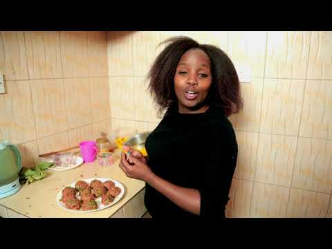 PIKA NA RAYCH – How to cook simple but delicious meat balls