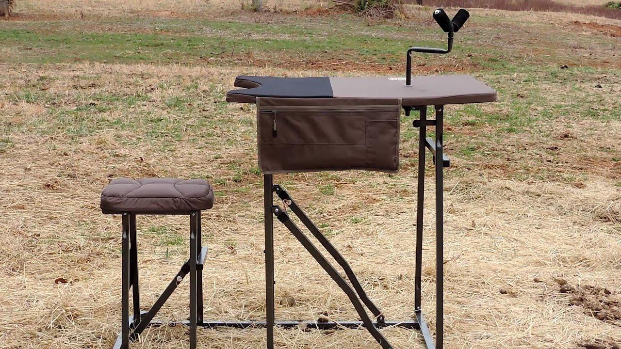 Timber Ridge Shooting Bench XL