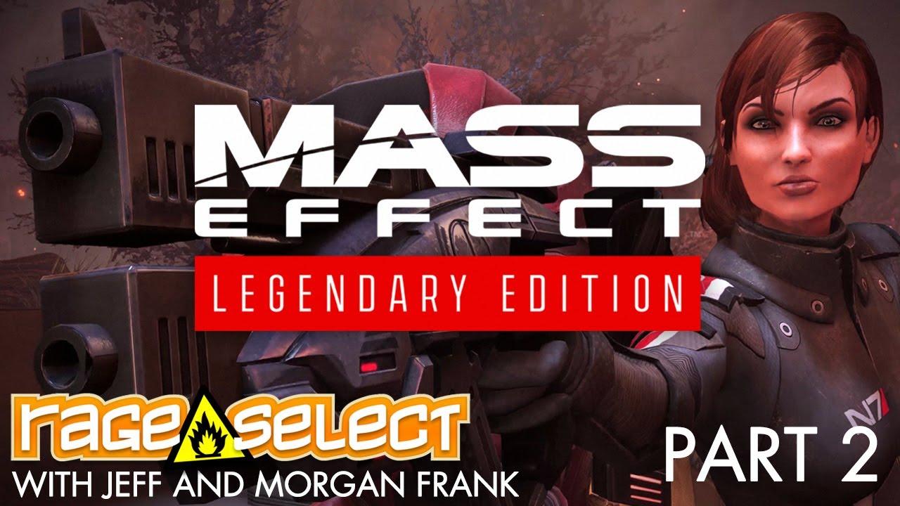 Mass Effect Legendary Edition (The Dojo) Let's Play - Mass Effect 2