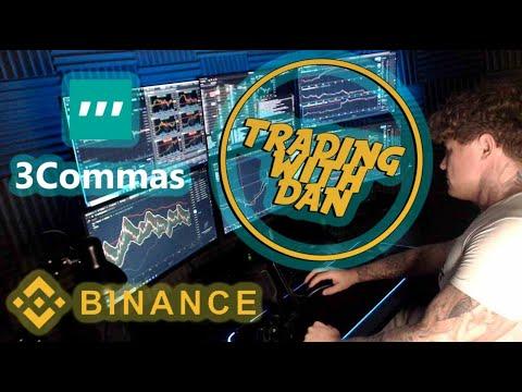🔋 3Commas Tutorial - Set up a bot to take profits using a FREE TradingView indicator 🚀 #3Commas